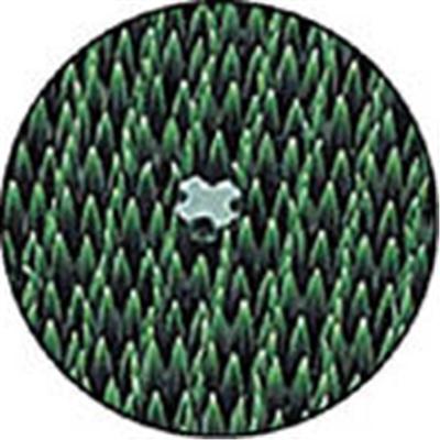 コンドル (屋外用マット)エバックハイローリングマットDX #12 緑 F-121-12 GN