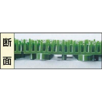 ワタナベ工業(Watanabe Industry)  人工芝 シバックス 30cm×30cm オリーブグリーン DT-301
