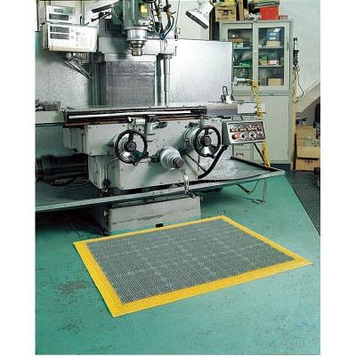 テラモト ノンスリップマット 300X300mm MR-153-373-5
