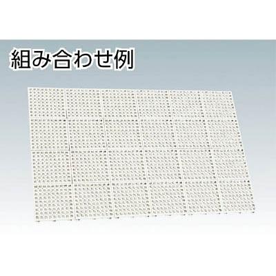ミヅシマ ネパックマット 本体 150X150 青 421-0010