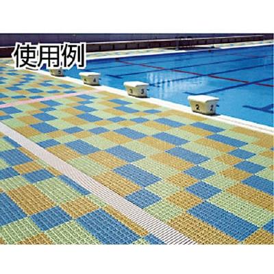 ミヅシマ スーパーチェッカー 中フチ+ ブルー 423-0100