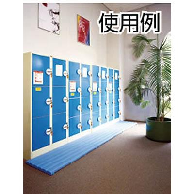 ミヅシマ ストレートスノコ#95 600X950 ブルー 430-0330