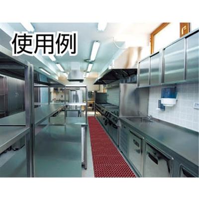ミヅシマ NBラバーマット 910×1510×18mm 4011800