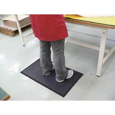 カーボーイ 足腰マット 穴なし Sサイズ AM01