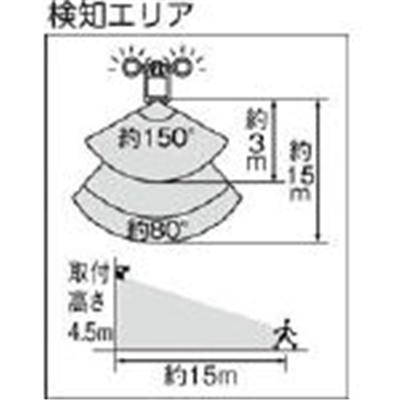 デルカテック LEDセンサーライト DSLD200A2