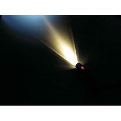 トラスコ中山(TRUSCO) 充電式小型LEDサーチライト ホワイト CSL-W