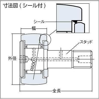 NTN F ニードルベアリング KR10T2LLH/3A