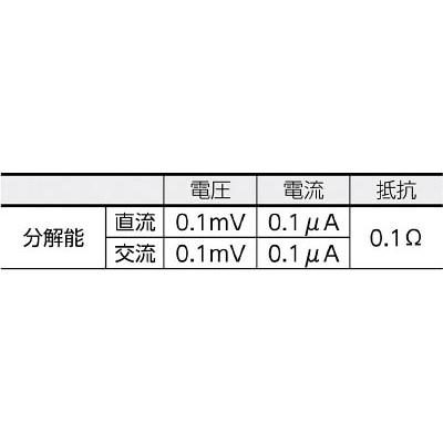 KYORITSU デジタルマルチメータ KEW1052