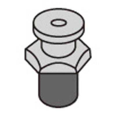 マクノート ボタンヘッド小8.3cm KSR