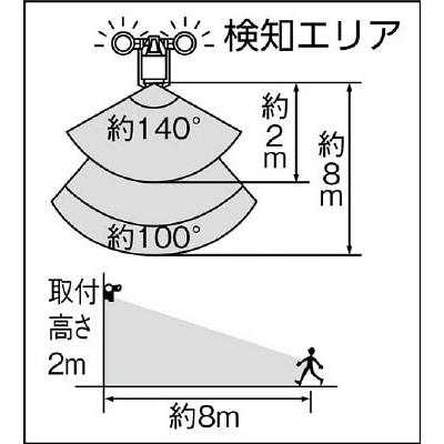 ライテックス 1W×2 LEDハイブリッド SHB20