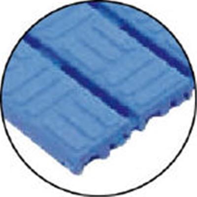 トラスコ中山(TRUSCO) 巻取式スノコ 600X6000mm ブルー TR-60BL-N