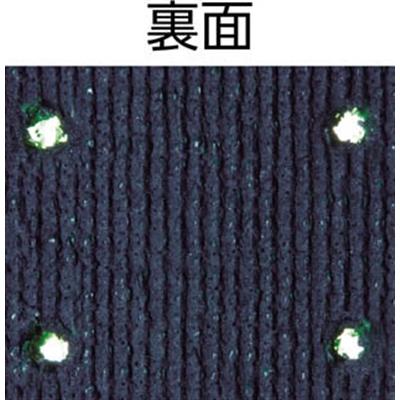 トラスコ中山(TRUSCO) 人工芝(透水タイプ) 910mmX3m 厚み6mm TTFW-936