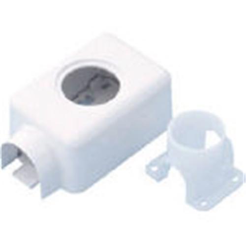 因幡電工 給水栓用エルボカバーJEC20N