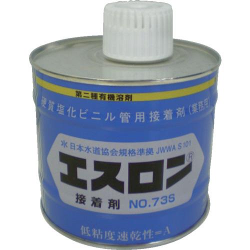 エスロン 接着剤 NO73S 500g S735G