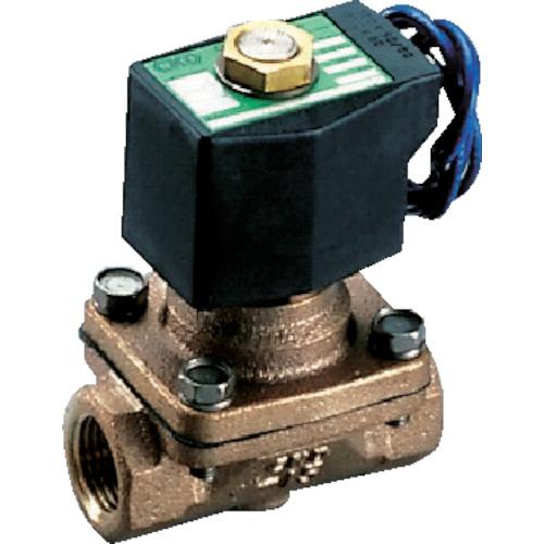 CKD パイロット式2ポート電磁弁(マルチレックスバルブ) AD11-25A-03A-AC200V