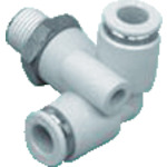 CKD ニュージョイントステンレスタイプ(テトラ形R付) ZW-TR10-10-P4