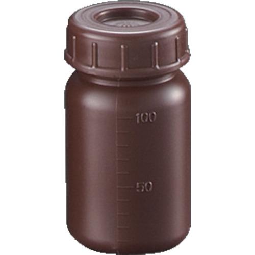 サンプラ PE広口遮光瓶 100ml 2910