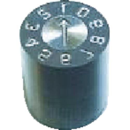 浦谷 金型デートマークD1型 16mm OP-D1-16