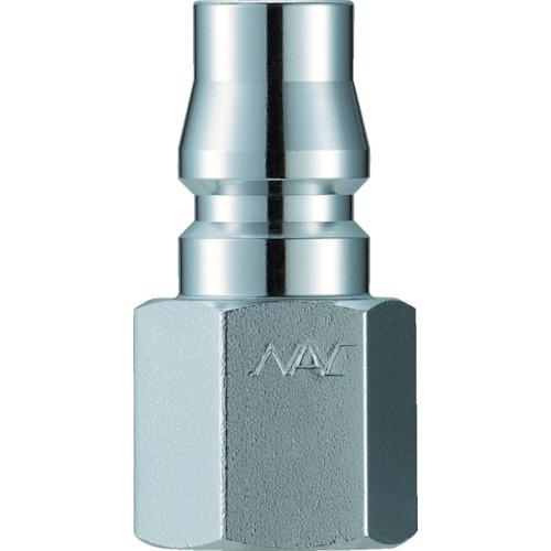 ナック クイックカップリング AL20型 鋼鉄製 オネジ取付用 CAL24PF