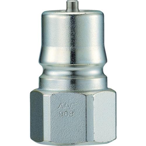 ナック クイックカップリング HP型 特殊鋼製 高圧タイプ オネジ取付用 CHP08P