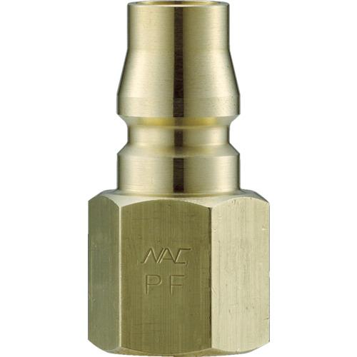 ナック クイックカップリング AL20型 真鍮製 オネジ取付用 CAL22PF2