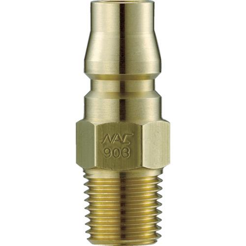 ナック クイックカップリング AL40型 真鍮製 メネジ取付用 CAL48PM2