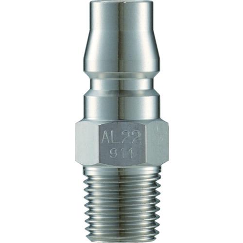 ナック クイックカップリング AL20型 ステンレス製 メネジ取付用 CAL24PM3