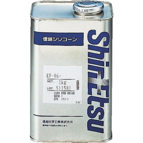 信越 シリコーンオイル 一般用 10000CS 1kg KF96-1-10000