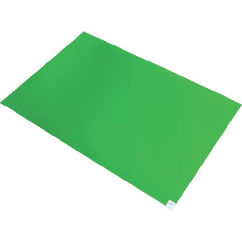 ブラストン 弱粘着マット(1シート)−緑 BSC-84003-1S-G