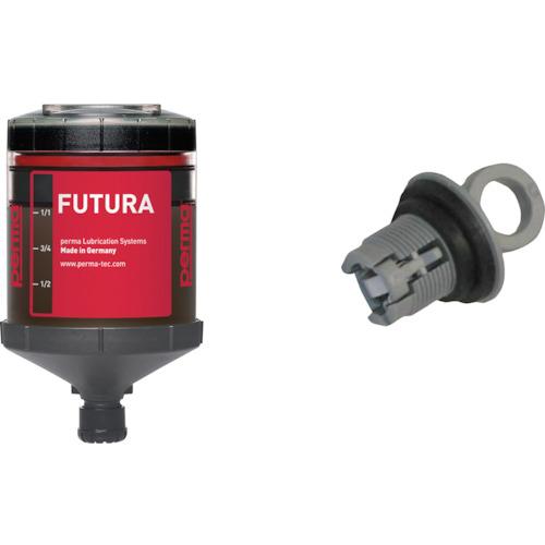 パーマフューチャー 自動給油器 SF01 12ヶ月 標準グリス 120CC付き PF-SF01-12