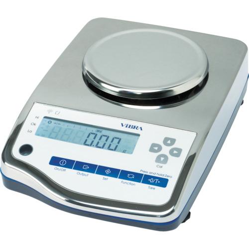 ViBRA 高精度電子天びん(防水・防塵型)820g CJ820