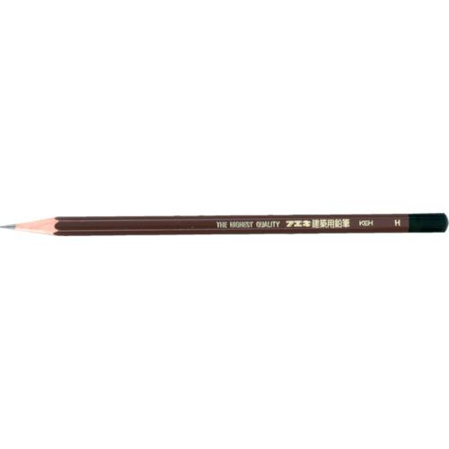 ■フエキ 建築用鉛筆 H KEH6
