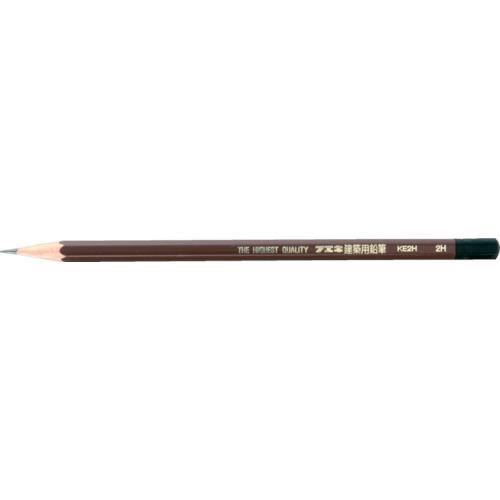 ■フエキ 建築用鉛筆 2H KE2H6