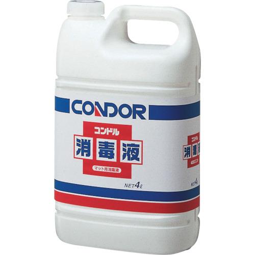 コンドル 消毒液 4L C108-04LX-MB