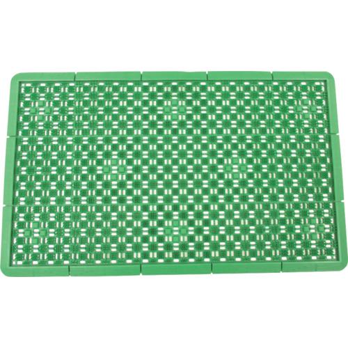 コンドル 泥っぷマット(♯6) 緑 F1856G
