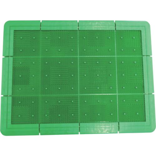 コンドル (屋外用マット)エバックスターマット #1 緑 F91