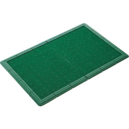 コンドル (屋外用マット)エバックスターマット #3 緑 F93