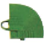 ワタナベ工業(Watanabe Industry)  人工芝 システムターフ 5cm×5cm コーナー グリーン ST-30-GR-3