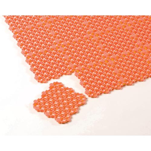 テラモト マーブルマット オレンジ MR-061-072-5