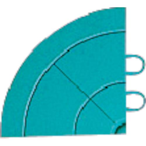 テラモト 抗菌フミンゴ角ふちグリーン MR-085-290-1