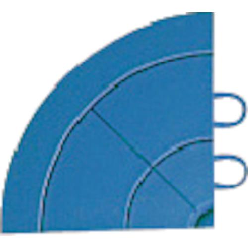 テラモト 抗菌フミンゴ角ふちブルー MR-085-290-3