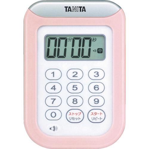 TANITA 丸洗いタイマー100分計 TD‐378‐PK TD378PK