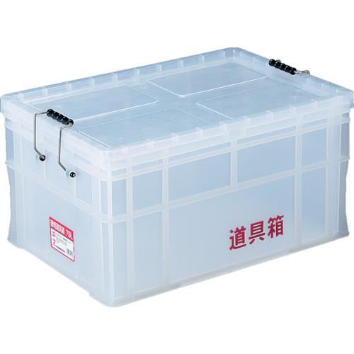 リス 透明道具箱 75L N75L
