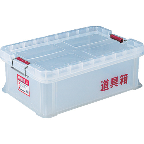 リス 透明道具箱 S NS