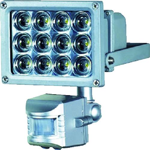 日動 LEDセンサーライト 12W SLS-12P