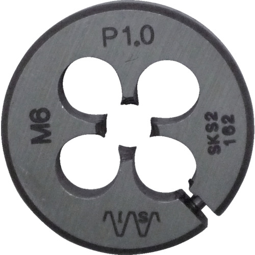 IS ダイス 25径 M10X1.25 IS-RD-25-M10X1.25