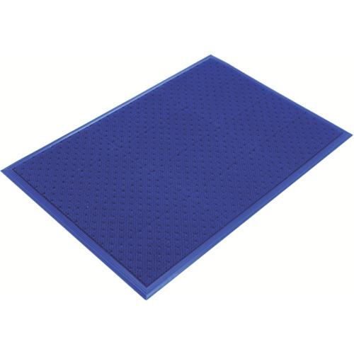ミヅシマ エルバーマット ブルー 510×810mm 402-0350