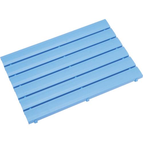 ミヅシマ ストレートスノコ#85 600X850 ブルー 430-0300