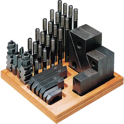 スーパーツール ステップクランプキット(M20、T溝巾22) 2220-CK