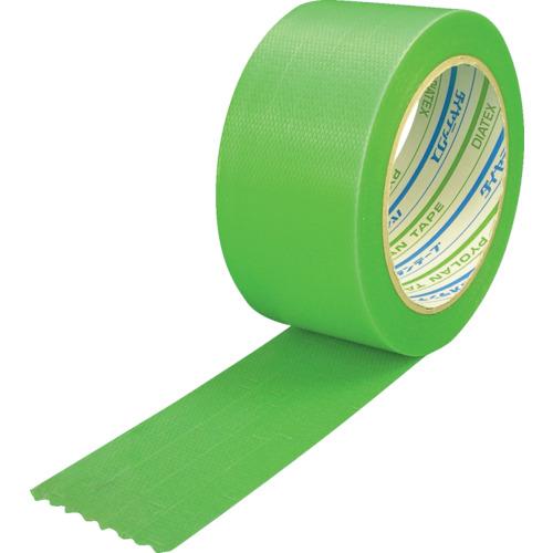 パイオラン 塗装養生用テープ 50mm×50m グリーン Y09GR50MM50M